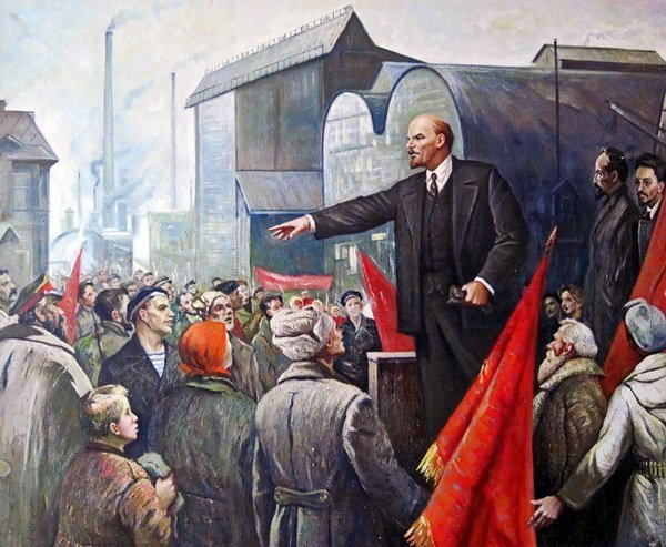 essays on lenin and the russian revolution A summary of lenin and the bolsheviks in history sparknotes's the russian revolution essays, tests, and ever since the february revolution, lenin would.