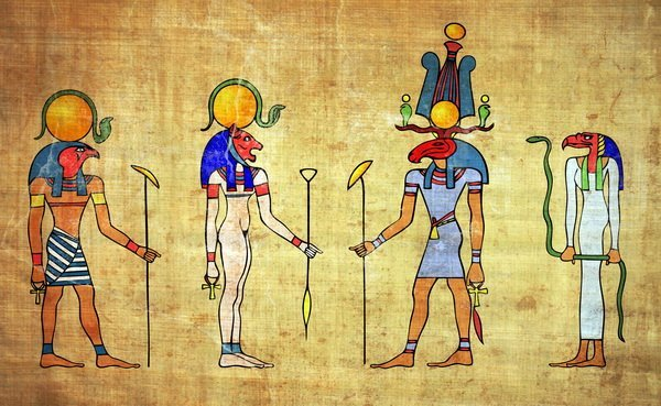 an analysis of the sumerian and egyptian system of deities and worship