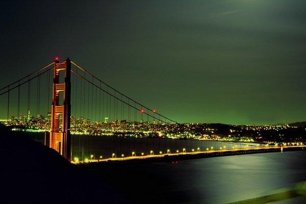 фото постер мост золотые ворота мало кто