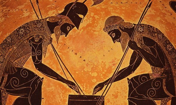 a history of the life of the greek hero achilles Heroes of the trojan war in greek mythology, achilles was the greatest hero of the trojan war and the central character of homer's black history month.