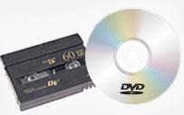 miniDV-DVD